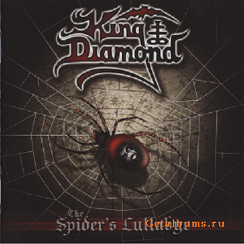 King Diamond - The Spider's Lullabye (1995) [Remastered 2009]