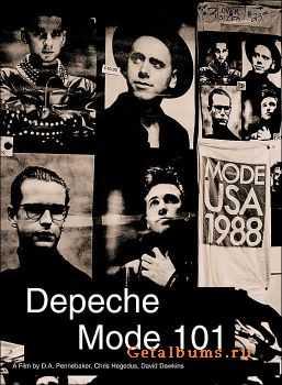 Depeche Mode - 101 (1988)DVDRip