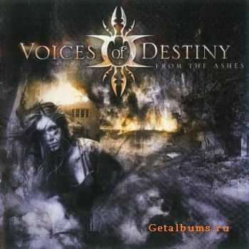 Voices Of Destiny - From The Ashes (2010) (Lossless) + MP3
