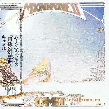 Camel - Moonmadness (Japan Deluxe Edition) (2009)