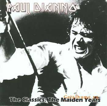 Paul Di'Anno - The Classics: The Maiden Years (2007) (Lossless) + MP3