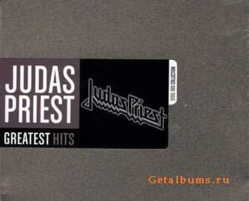 Judas Priest - Greatest Hits (Steel Box Collection) (2008) (Lossless) + MP3