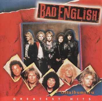 Bad English - Greatest Hits (1995) (Lossless) + MP3