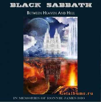 Black Sabbath - Between Heaven and Hell (In Memories of Ronnie James Dio) (2010) (Mp3+Lossless)
