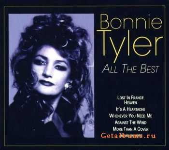 Bonnie Tyler - All The Best (3CD) 1996 (Lossless) + MP3