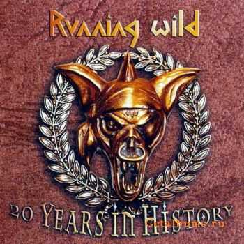 Running Wild - 20 Years In History (2CD) 2003 (Lossless) + MP3