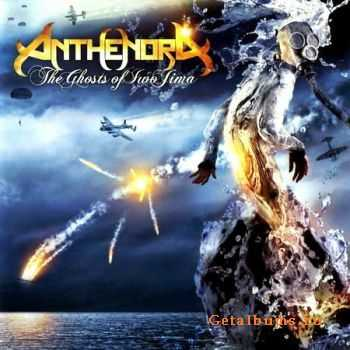 Anthenora - The Ghosts Of Iwo Jima (2010)
