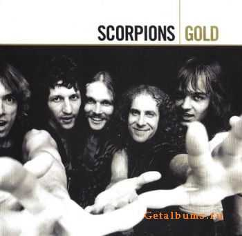 Scorpions - Gold (2CD) 2006 (Lossless) + MP3