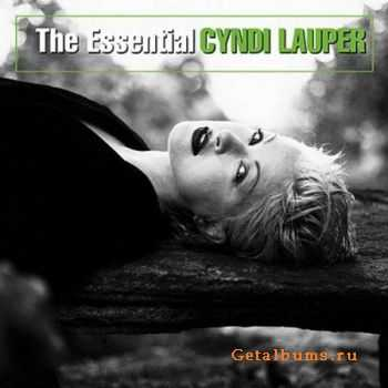 Cyndi Lauper - The Essential (2003) (Lossless) + MP3