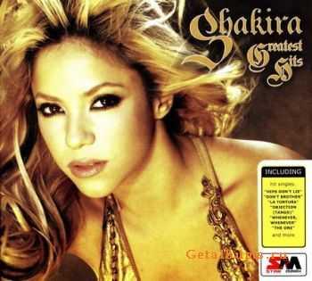 Shakira - Greatest Hits (Star Mark Compilation, 2CD) 2006 (Lossless) + MP3