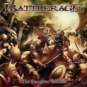 Battlerage - The Slaughter Returns (2008)