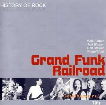 Grand Funk Railroad - History Of Rock (1991) (Lossless) + MP3