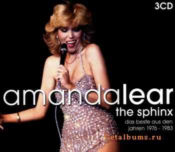Amanda Lear - The Sphinx [The Best Of] (3CD) 2006 (Lossless) + MP3