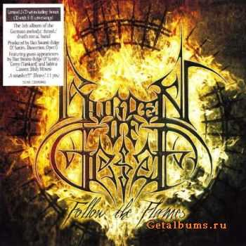 Burden Of Grief - Follow The Flames (Limited Edition) 2CD (2010) (Lossless) + MP3
