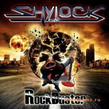 Shylock - Rock Buster (2010) (Lossless) + MP3