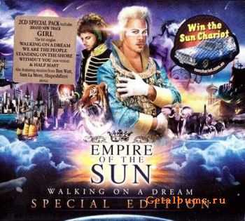 Empire Of The Sun - Walking On A Dream (Special Edition, 2CD) 2009 (Lossless) + MP3
