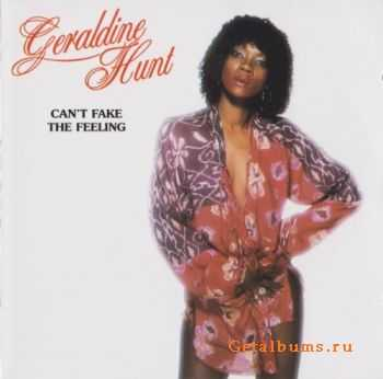 Geraldine Hunt - Can't Fake The Feeling (1993)