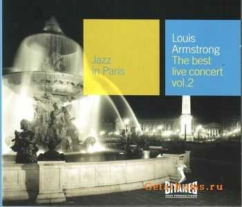 Louis Armstrong - The Best Live Concert vol. 1-2 (2000)