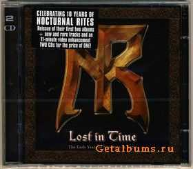 Nocturnal Rites - Lost In Time 2005 2 CD