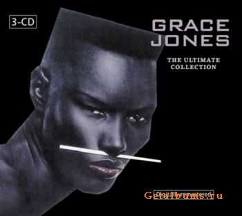 Grace Jones - The Ultimate Collection [3CD] 2006