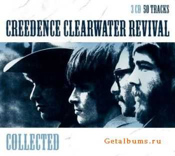 Creedence Clearwater Revival - Collected (3CD) 2008 (Lossless) + MP3