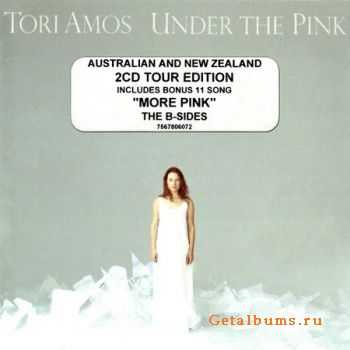 Tori Amos - Under The Pink + More Pink (The B-Sides) 1994 (Lossless) + MP3
