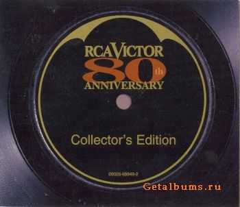 VA - RCA Victor 80th Anniversary [9 CD Box set] 1997