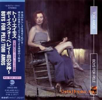 Tori Amos - Boys For Pele (Japanese Edition) 1996 (Lossless) + MP3