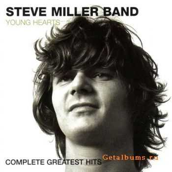 Steve Miller Band - Young Hearts: Complete Greatest Hits (2CD) 2003 (Lossless) + MP3