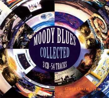 Moody Blues - Collected (3CD) 2007 (Lossless) + MP3