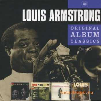 Louis Armstrong - Original Album Classics (5CD Box Set) 2010
