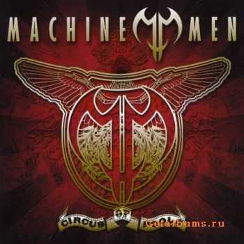 Machine Men - Circus Of Fools (2007) (Lossless) + MP3