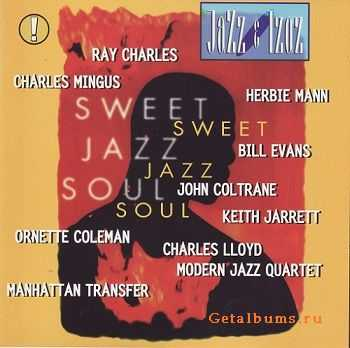 VA - Sweet Jazz Soul (1997)