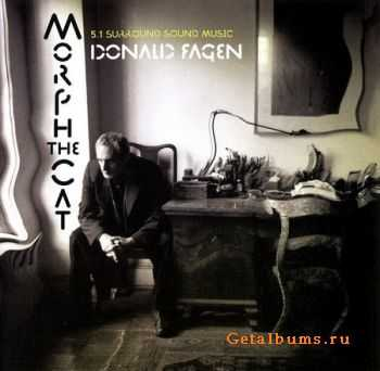 Donald Fagen - Morph The Cat (2006) (Lossless) + MP3
