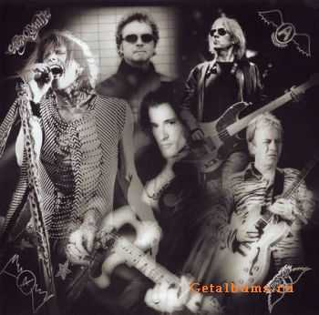 Aerosmith - O, Yeah! Ultimate Aerosmith Hits (Japanese Edition) (2CD) 2002 (Lossless) + MP3