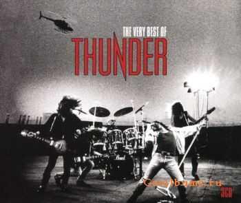 Thunder - The Very Best Of Thunder (3CD) 2009 (Lossless) + MP3
