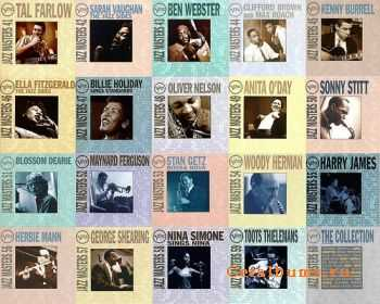Verve Jazz Masters 1-20 CD Collection (1994)