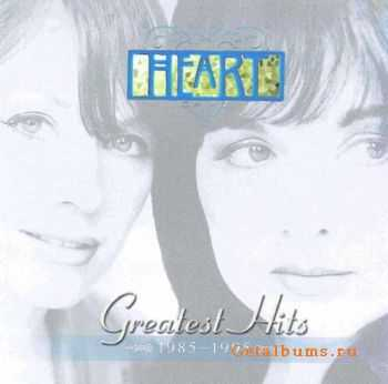 Heart - Greatest Hits (2000) (Lossless) + MP3