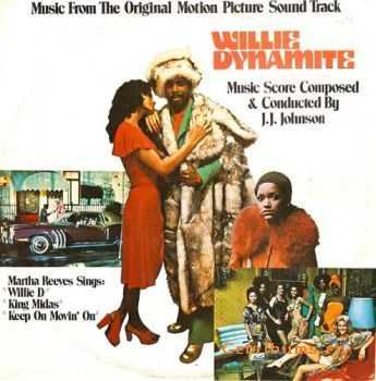 J.J.Johnson - Willie Dynamite (1974)
