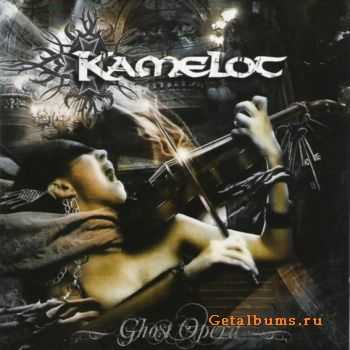 Kamelot   - Ghost opera (2007) Limited Edition