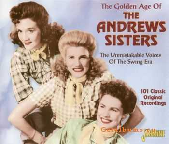The Andrews Sisters - The Golden Age Of The Andrews Sisters [4 CD Boxset] 2002