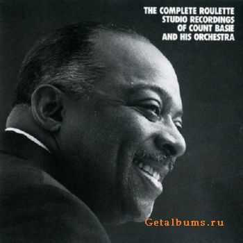 Count Basie - The Complete Roulette Studio Recordings Of Count Basie & His Orchestra (10 CD) 1993