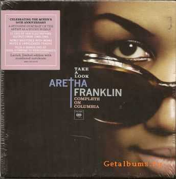 Aretha Franklin - Take A Look - Complete On Columbia Box Set (2011)
