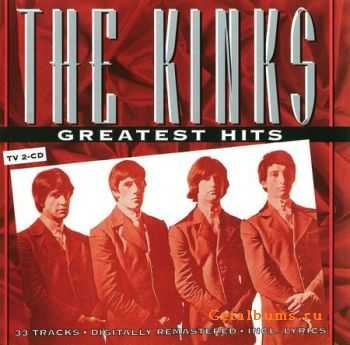 The Kinks – Greatest Hits (2CD) 1991 (Lossless) + MP3