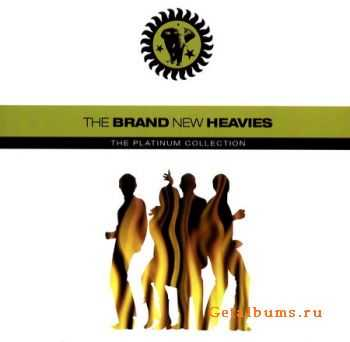 The Brand New Heavies - The Platinum Collection (2006) (Lossless) + MP3