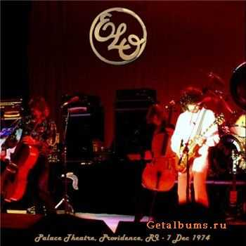 Electric Light Orchestra - Providence Palace Theater (1974)(Live/The Dan Lampinski Tapes)(Lossless)