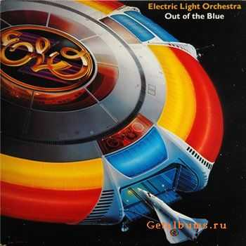 Electric Light Orchestra - Out Of The Blue (1977)(vinyl-rip, 2LP)(Lossless)