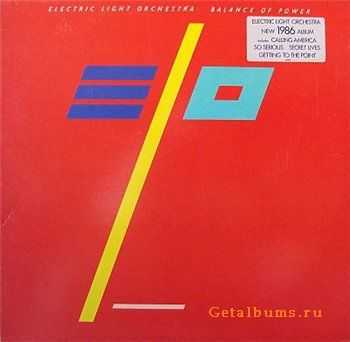 Electric Light Orchestra - Balance Of Power (1986)(vinyl-rip)(Lossless)
