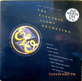 Electric Light Orchestra - The Very Best Of (2LP) (1989)(vinyl-rip)(Lossless)