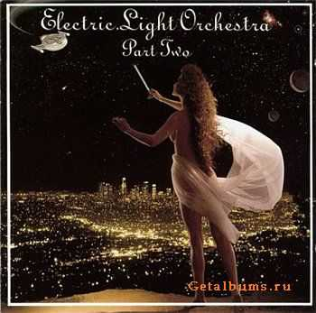Electric Light Orchestra Part II - ELO Part II(1991)(vinyl-rip)(Lossless)